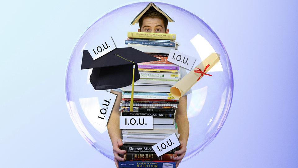 Applying For Student Loans: Here's What You Need To Know