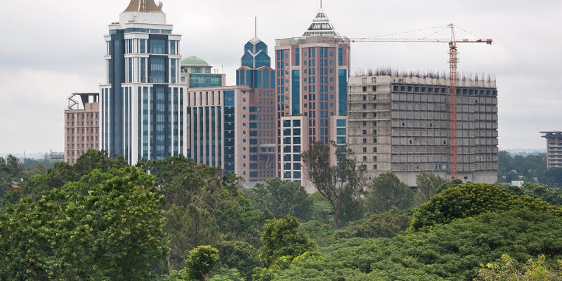 Bangalore The Green IT City