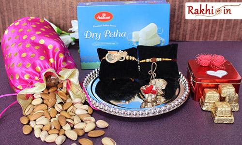 Rakhi Gifts For Newly Married Bhaiya Bhabhi