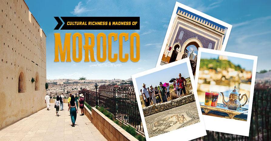 Reasons You Should Take A Tour To Morocco