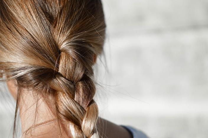 pretty plain braid