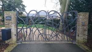 Iron Entry Gate-1