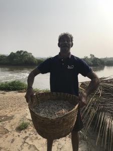 Man in Goa