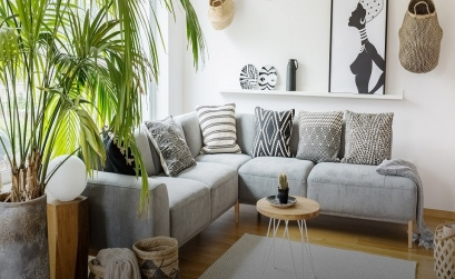 7 Stylish Ideas To Style An Empty Corner